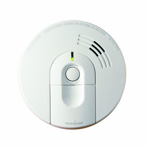 Kidde i4618 Hardwire Smoke Detector with 9V Backup and Front Load Battery Door