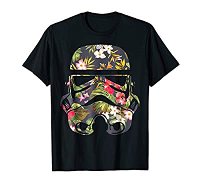 Officially Licensed Star Wars Tee Shirt 14STRW662 Lightweight, Classic fit, Double-needle sleeve and bottom hem