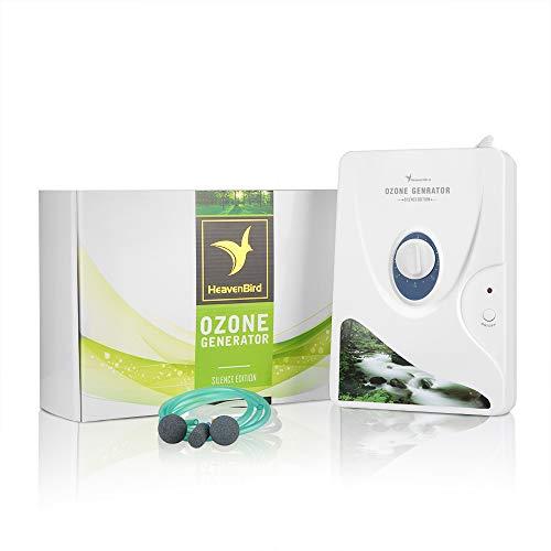 HeavenBird Ozon Generator Wasser Fleisch Obst Gemüse Desinfektion 600mg/h Ozongerät Air Purifier Ozongenerator Gemüse-Sterilisator Ozon-Wasser Ozon Entgiftung Maschinen