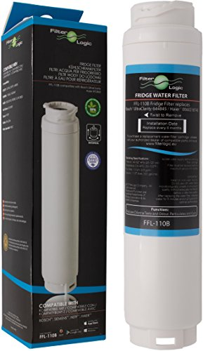 Filterlogic FFL-110B Filtro Acqua Compatibile con 3M UltraClarity 00740560, 740560/644845 per Bosch...