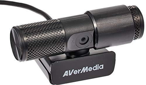 AVerMedia Live Streamer CAM 313 FHD対応 USB接続 Webカメラ CM510 PW313