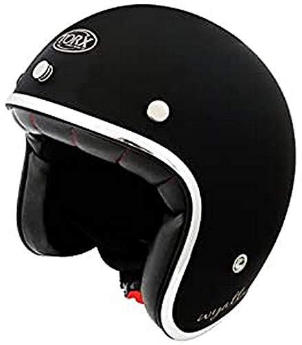 TORX Casco de Moto Wyatt Shiny negro,M
