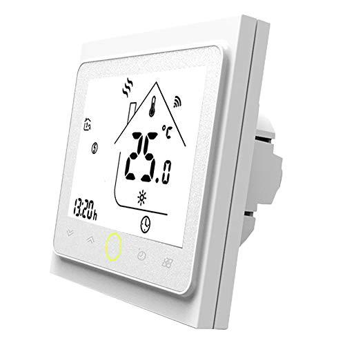 Termostato Inteligente para Caldera de Gas/Agua,Termostato Calefaccion...