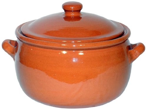 Amazing Cookware - Pentola in Terracotta, 5l