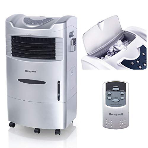 Honeywell 470-760CFM, Fan & Humidifier with Ice Compartment &...