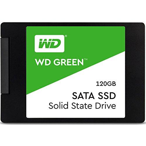 Western Digital WDS120G2G0A Unità allo Stato...