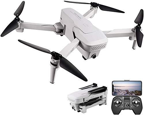 Drone GPS 5G WiFi FPV 4K HD Dual Camera Flow Ottico RC Quadcopter Seguimi Mini Dron Giocattoli per Bambini e Adulti LQHZWYC