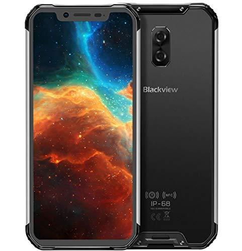 (2019) Blackview BV9600 4G Smartphone Libre Resistente, Android 9.0...
