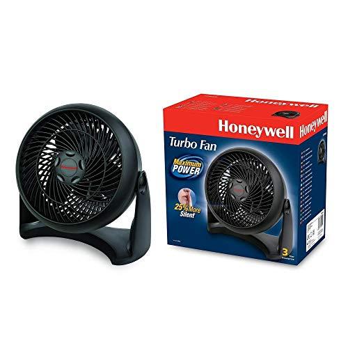 Honeywell HT-900E Kraftvoller und geräuscharmer Turbo-Ventilator
