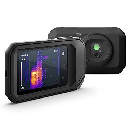 FLIR C5 Thermal Imaging Camera with WiFi -...