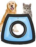 MalsiPree Tierhaarentferner für Couch-/Auto-Pflege, Hundehaare/Katzenhaar Entfernen, Fellentfernungs-Bürste für Profi-Autopfleger und Haus-Reiniger für Heimtextilien, Möbel Teppich, Bettwäsche etc.