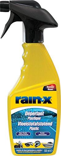 Rain-X 1831103&-Plastic Water Repellent Spray, 500 ml