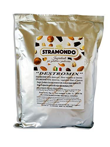 Glucosa para reposteria, helado, dulces en polvo 1 KG dextro
