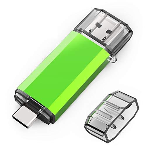 KOOTION Pendrive Type C 128GB USB 3.0 Chiavetta...