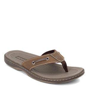 Sperry Men's, Havasu Thong Sandal Brown Tonal 13 M