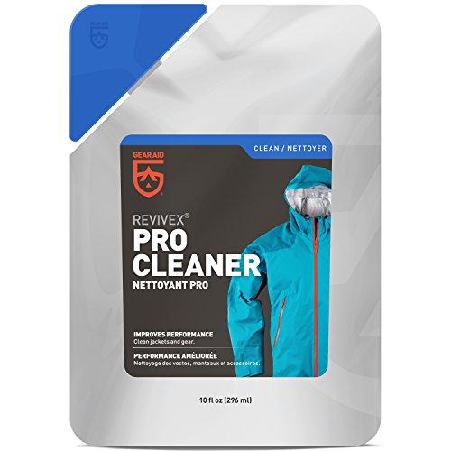 Gear Aid Revivex Pro High-Tech Fabric Cleaner, 10 fl oz -...