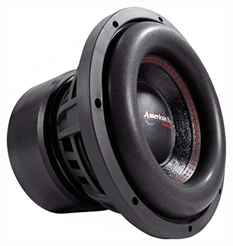 New American Bass Xfl1022 10' 2000 Watt Subwoofer Car Audio Sub 10 Inch 2000W