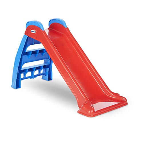 Little Tikes First Slide (Red/Blue) - Indoor / Outdoor Toddler...