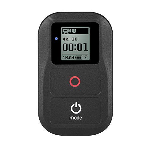 Suptig impermeabile telecomando senza fili per GoPro Hero 8 Hero 7 Black Hero 6 Black Hero 5 Hero5 Session Hero 4 Hero4 Session Hero 3 + Hero 3 Action Camera WiFi telecomando…