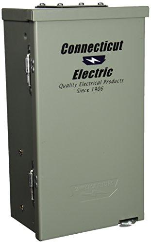 Connecticut Electric CESMPSC55GRHR 50-Amp RV PNL with 20-Amp GFCI...