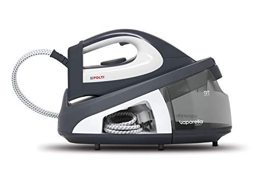 Polti Vaporella Simply VS10.12, Ferro da Stiro Generatore di Vapore con Serbatoio Estraibile da 1.5 L, Max Pump 6.5 BAR,...