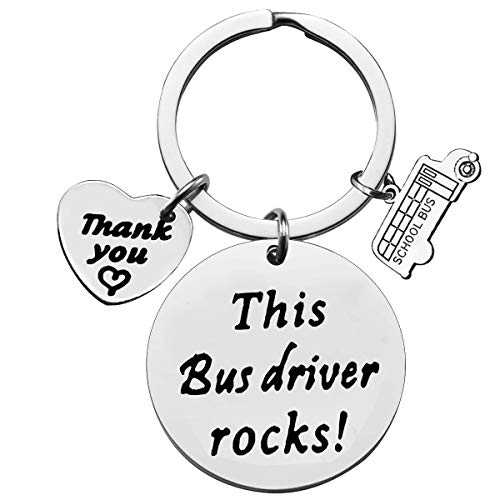 Bus Driver Gift Appreciation Gifts This Bus driver rocks! -...