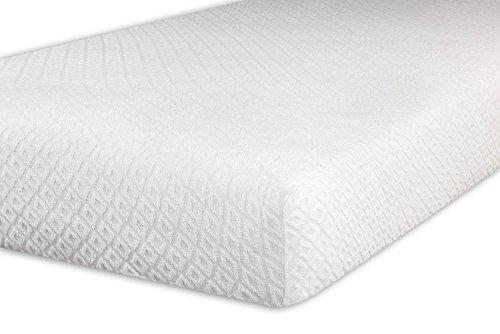 V.I.P. Very Important Pillow V.I.P. Coprimaterasso in Jersey di Spugna Elastico, Traspirante,...