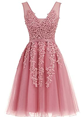 Material:Net,Lace Appliques,Back:Zipper, Elegant, lovely and unique design will make you more attractive and charming -- Ideal gift for your family, lover, friend and yourself.If you want other colors, please contact us and we will provide you with a...