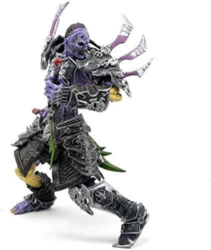 HCYSNG Action Figur World of Warcraft Serie 3 Undead Rogue Action Figure 7.8 Zoll PVC-Abbildungen...