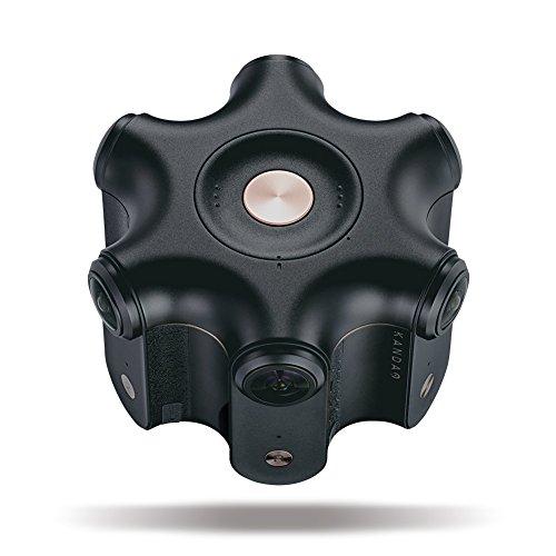 Kandao Obsidian R – 8 K 3d立体視VR 360カメラ R Obsidian