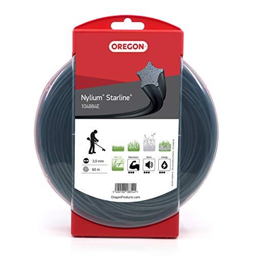 Oregon Bobina di filo di nylon professionale per decespugliatore 3.0 mm x 60 m