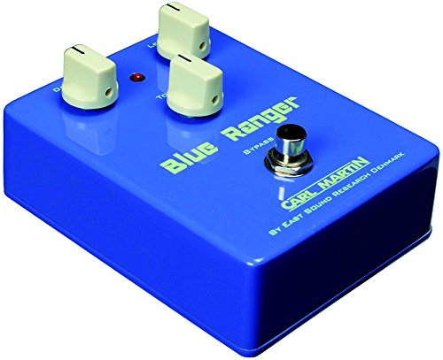 Carl Martin Blue Ranger Electric Guitar Overdrive Pedal