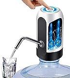 Pompe à eau électrique portable sans fil universelle pour bouteille...