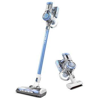 Tineco A11 Hero EX Cordless Lightweight Stick Vacuum, Powerful Suction Handheld Vac for Carpet, Hard Floor