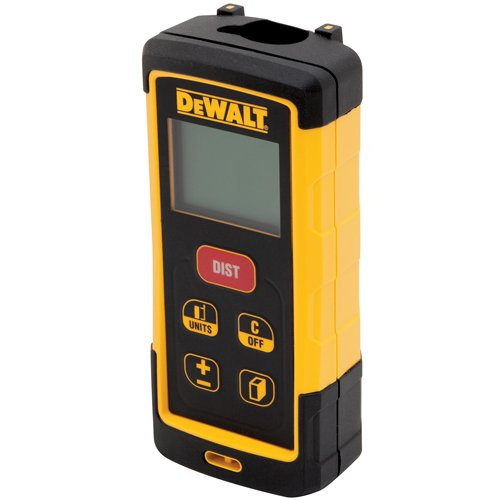 DEWALT Laser Measure Tool/Distance Meter, 165-Feet (DW03050) - Discontinued...