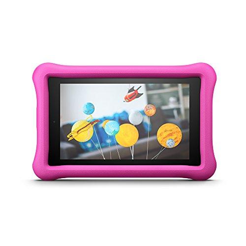 Amazon - Custodia per bambini per Fire HD 8 (tablet 8'', 7 e 8 generazione, modelli 2017 e 2018),...