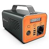 Générateur d'Énergie Portable 230Wh 62400mAh,NOVOO Batterie Externe Alimentation de Secours avec...