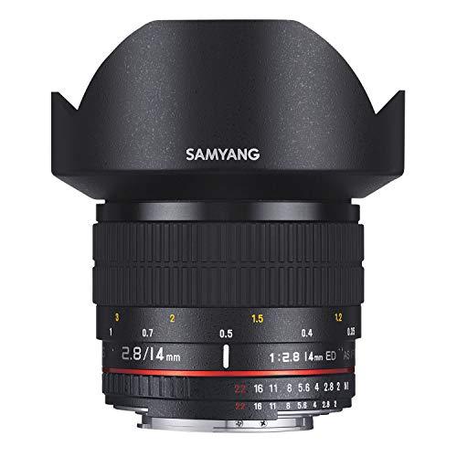 SAMYANG 単焦点広角レンズ 14mm F2.8 キヤノン EF用 フルサイズ対応