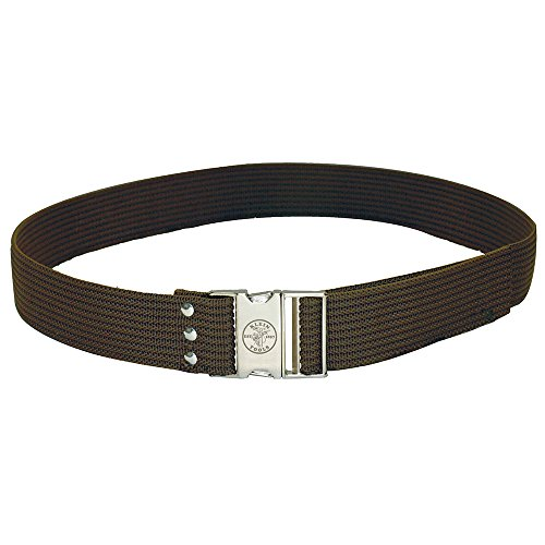 Tool Belt, Adjustable Electrician Belt is 2-Inch Wide, Adjusts for 48-Inch Waist Klein Tools 5225