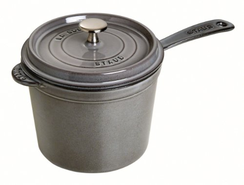 Staub 40510-316-0 Sur la Table Minis Mini Casseruola, 204 x 170 x 355