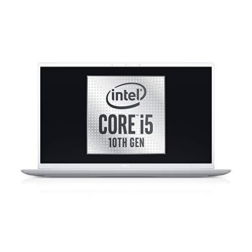 "Dell Inspiron 14-7490 Ordinateur Portable 14"" Full HD Silver (Intel Core i5, 8Go de RAM, SSD 256Go, Intel UHD Graphics, Windows 10 Home) Clavier AZERTY Français"