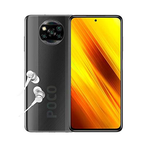 "Poco X3 NFC - Smartphone 6+64GB, 6,67"" FHD+ cámara Frontal con..."