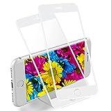 iPhone8Plus ガラスフィルム 全面保護 iphone7Plus フィルム 強化ガラス アイフォン8プラス 保……