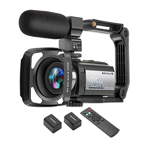 41touPaPFvL - The 7 Best Budget Camcorders