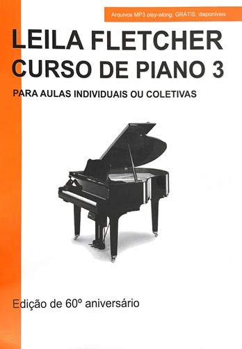 Leila Fletcher Curso de Piano Vol 3