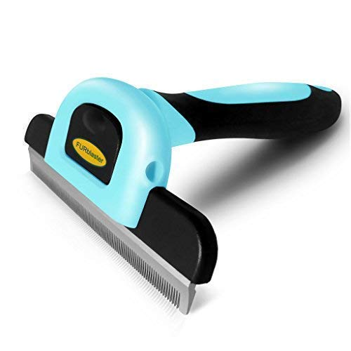 DakPets Pet Grooming Brush Effectively Reduces...
