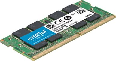 Crucial-RAM-32GB-Kit-2x16GB-DDR4-3200-MHz-CL22-Laptop-Memory-CT2K16G4SFRA32A
