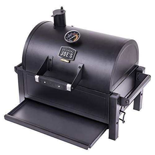 Product Image 4: Oklahoma Joe's 19402088 Rambler Portable Charcoal Grill, Black