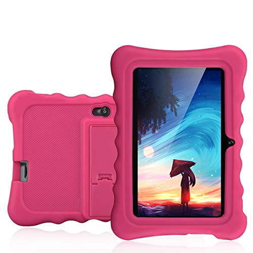 Ainol Q88 Kinder Tablet Android 7.1 RK3126C Quad Core 1GB+16GB dual Kamera Tablet PC 2800mAh Akku WiFi rosa