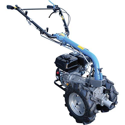 Güde 95180 GME 6,5 PS Motoreinachser (6,5 PS, 196 cm³, 4 Gänge, Luftbereifte Räder)